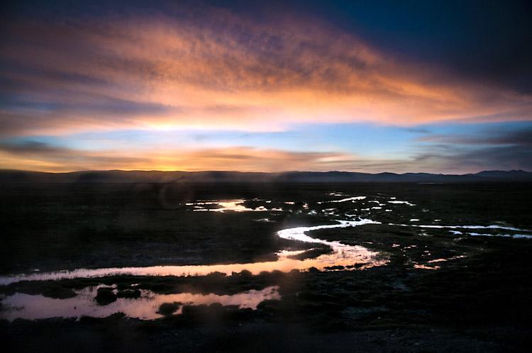 Descendo os vales em Amdo – Qinghai.