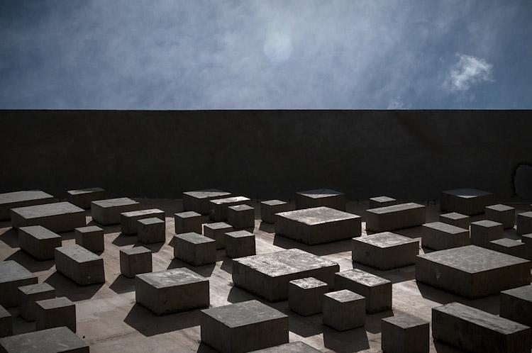 Cubos do Teatro Nacional Cláudio Santoro